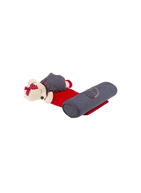 Tuc Tuc Yastık Kırmızı